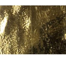 Dorado Espejado Prisma  19,5 X 24 Cm
